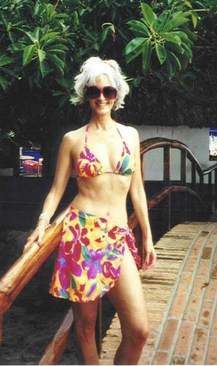 Shari in Bikini